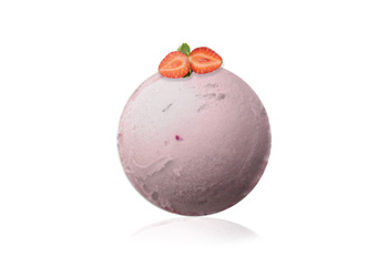Strawberry Ice Cream (500ml)